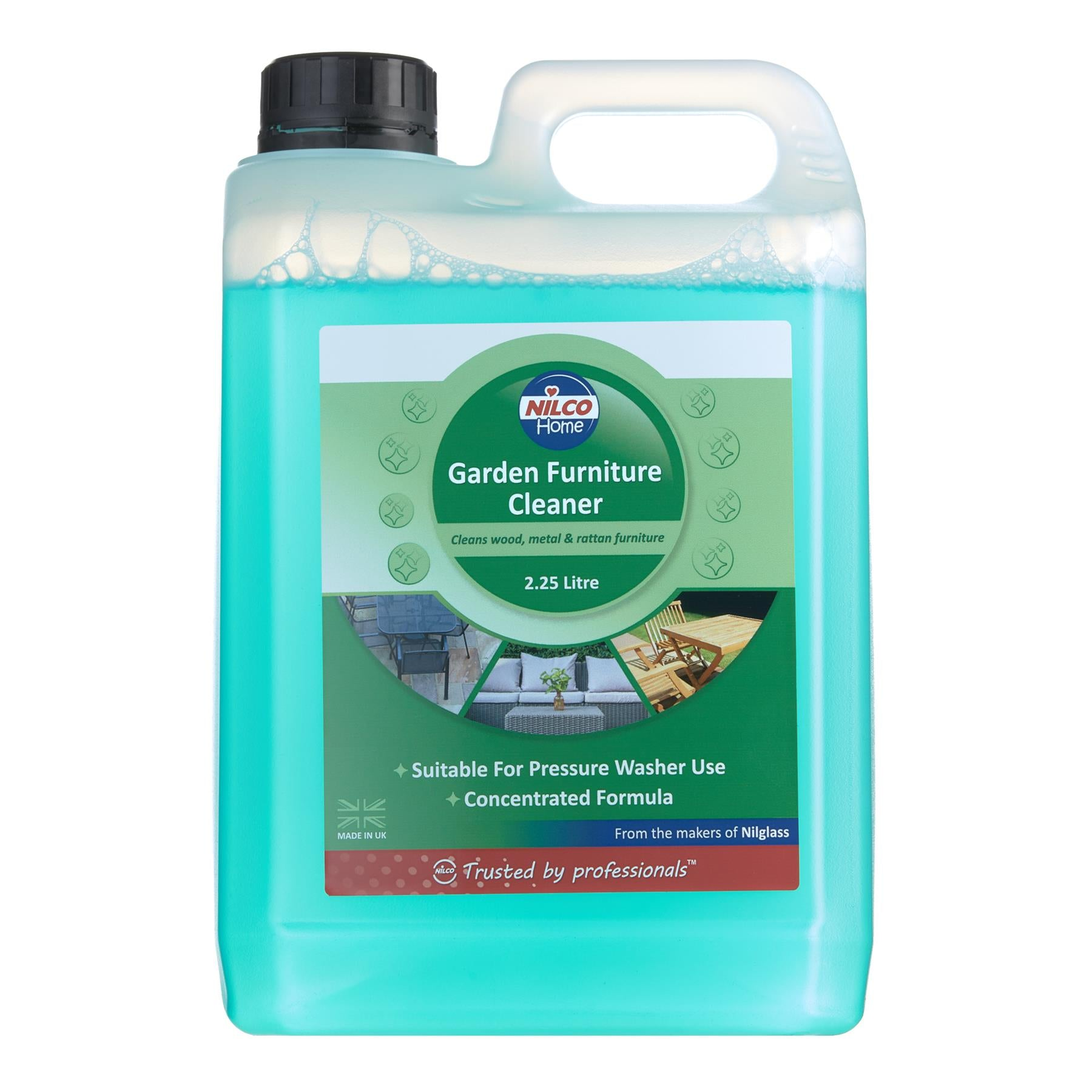 Nilco Garden Furniture Cleaner 2.25L