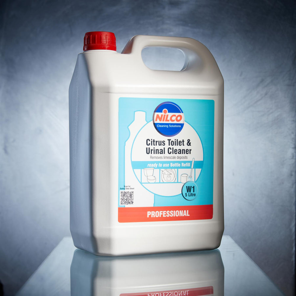 Nilco W1 Citrus Toilet & Urinal Cleaner 5L