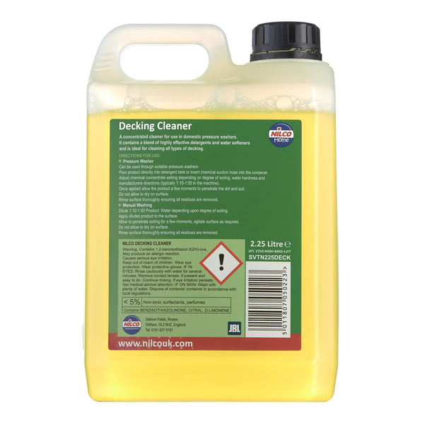 Nilco Decking Cleaner 2.25L
