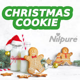 Nilco Nilpure Moisturising Fragranced Christmas Cookies Scented Hand Sanitiser -5L