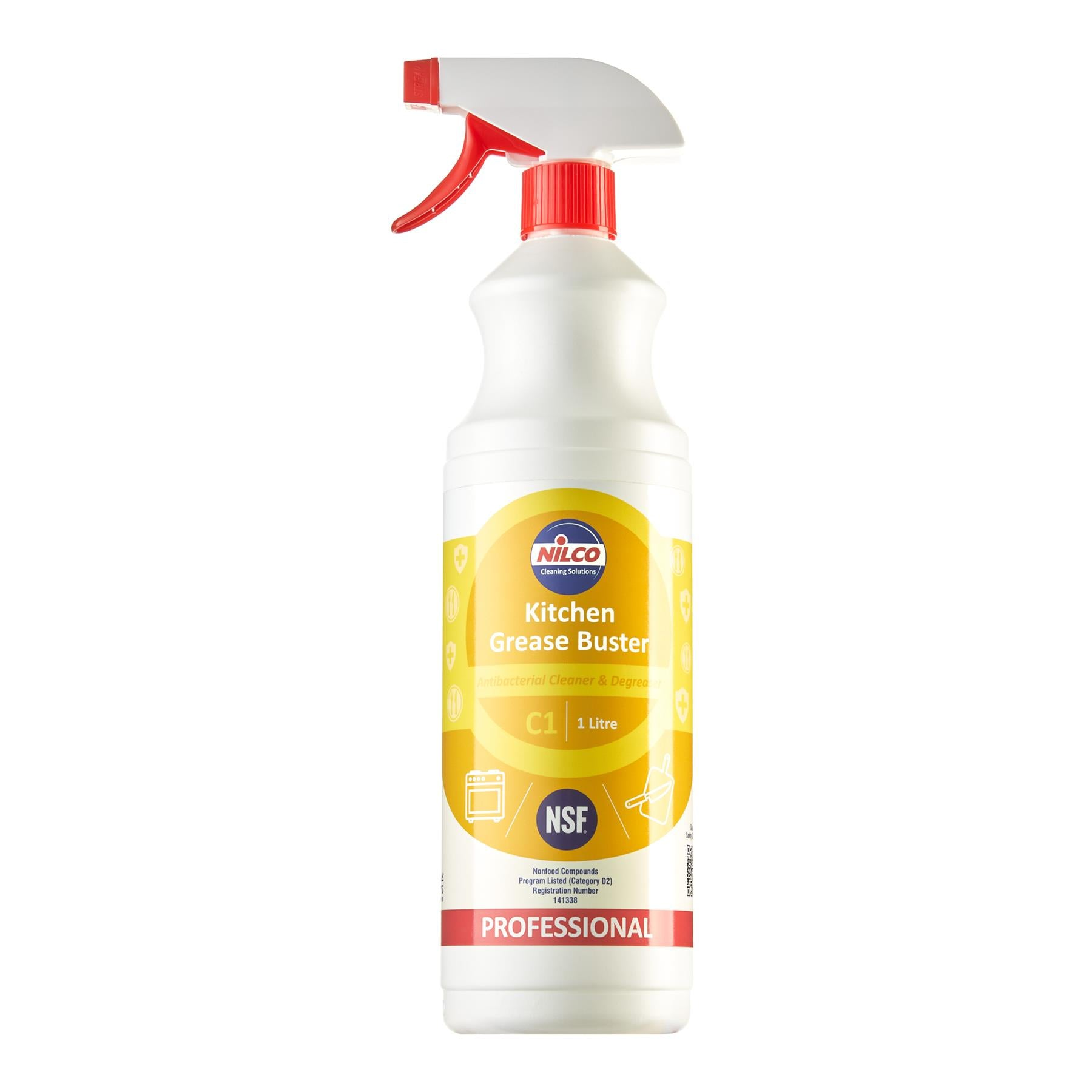 Nilco C1 Kitchen Grease Buster 1L