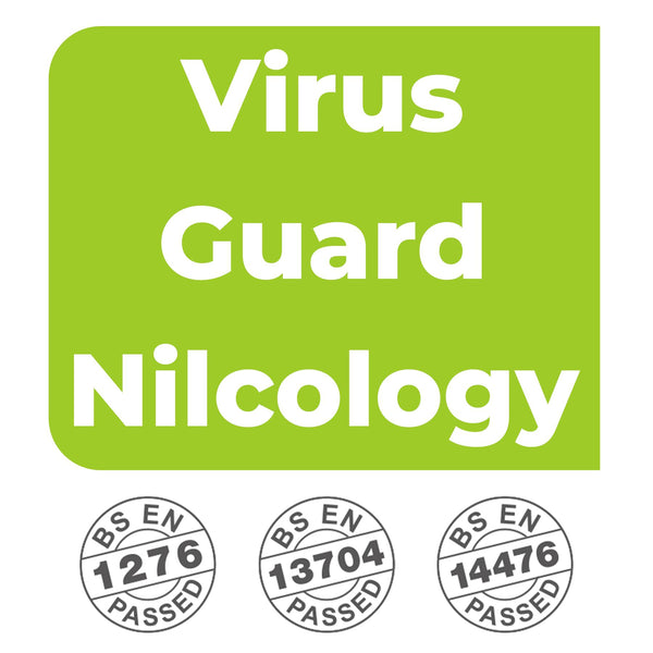 Nilco Nilbac® Virus Control Micro Fog Liquid Replacement Re-fill - 5L Twin Pack