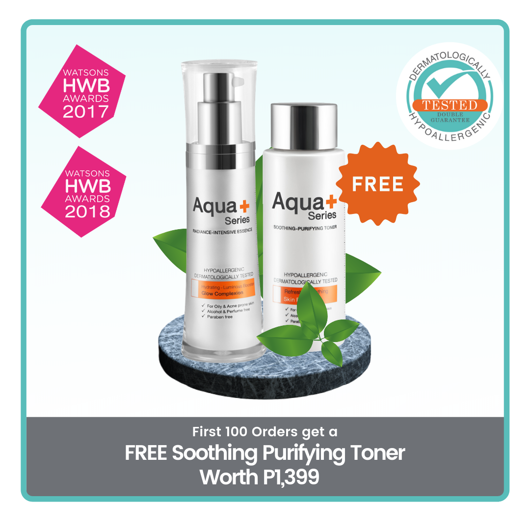 Radiance Intensive Essence + Free Toner