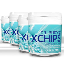 Load image into Gallery viewer, 4 pack Dr Rudy's Xchips with Xylitol