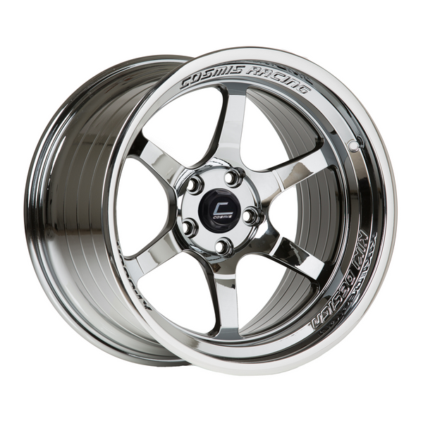 Cosmis Racing XT006R Black Chrome