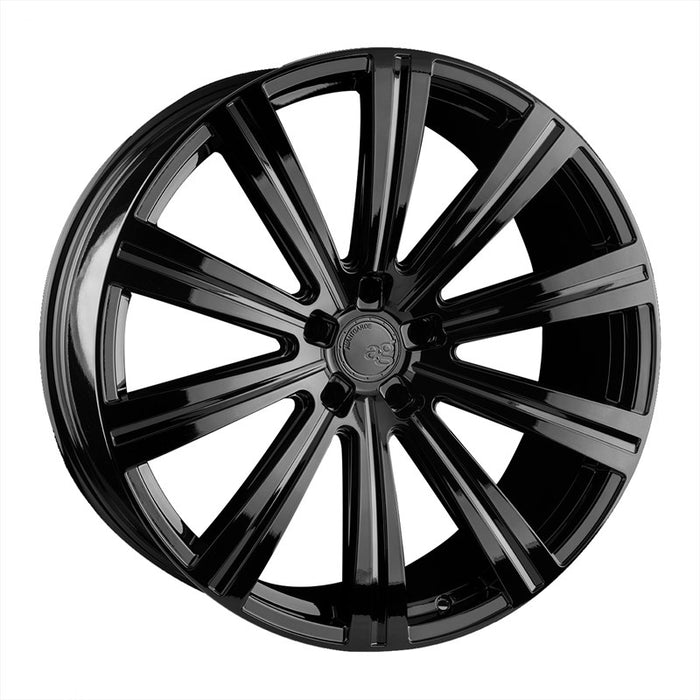 AG Wheels Vanguard Gloss Black