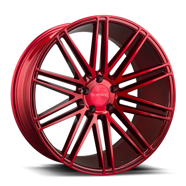 Element EL010 Brushed Red