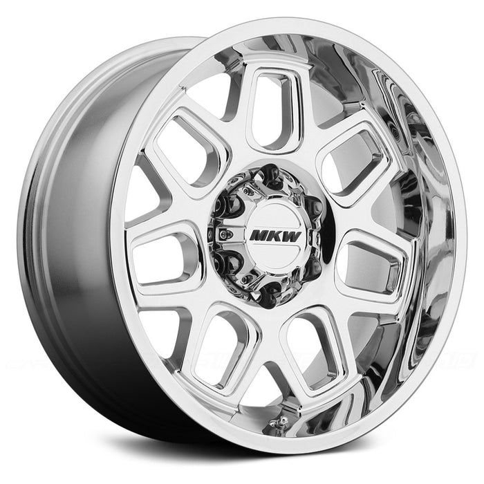 MKW Offroad  M92 Chrome
