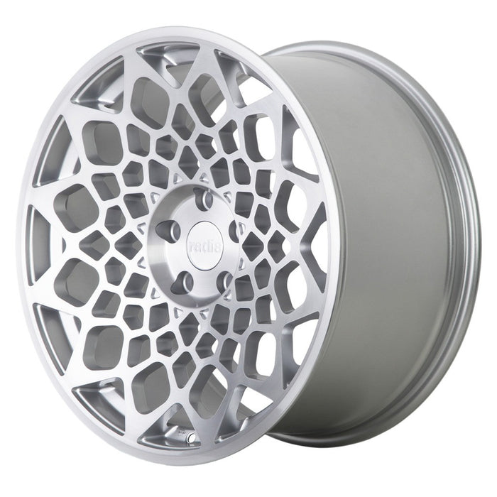 Radi8 r8b12 Brushed Silver