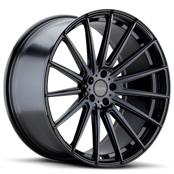 Varro Wheels VD17 Gloss Black