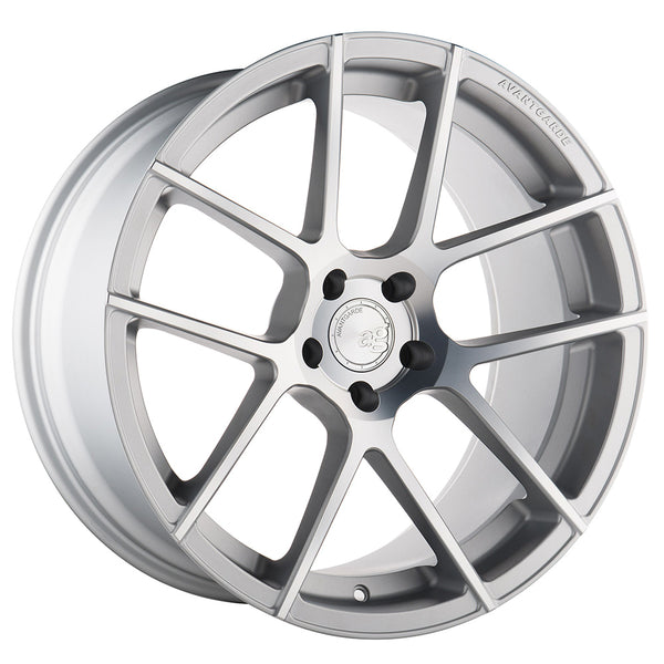 Avant Garde Wheels M510 Satin Silver