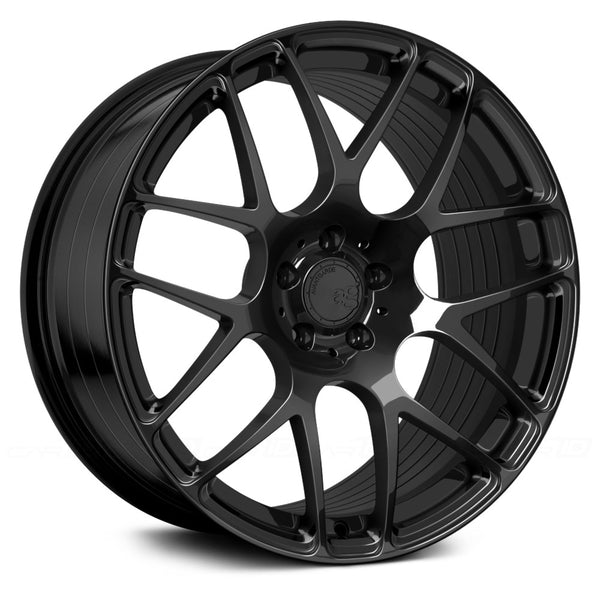 AG Wheels M610 Matte Black