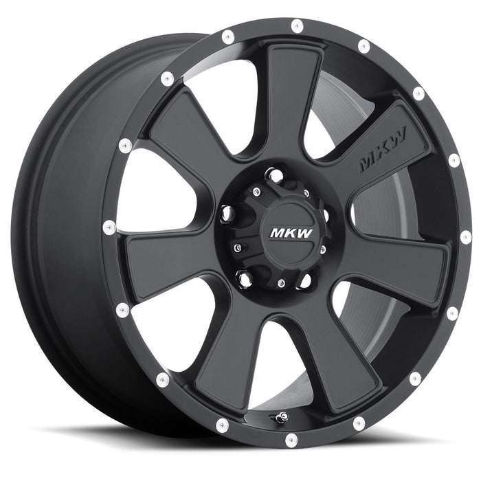 MKW Offroad  M90 Satin Black