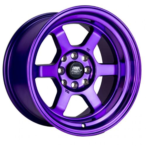 MST Time Attack Cosmic Purple
