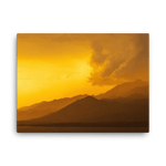 Load image into Gallery viewer, Spectacular storm over Velebit mountain at the sunset by Matija Šimunić