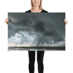 Load image into Gallery viewer, Supercell and tornado in Texas by Maurizio Signani