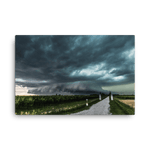 Load image into Gallery viewer, Supercell over Eraclea in northern Italy by Maurizio Signani