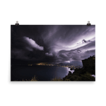 Load image into Gallery viewer, Adrenaline storm over the Ligurian Gulf