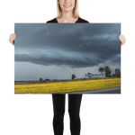 Load image into Gallery viewer, Afternoon shelf cloud in Canelones