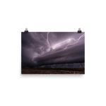 Load image into Gallery viewer, Amazing evening storm near Ulysses