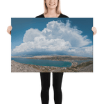 Load image into Gallery viewer, Beautiful cumulonimbus over Velebit