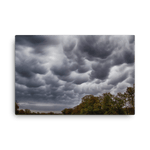 Load image into Gallery viewer, Beautiful mammatus clouds display by Šimon Rogl
