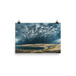 Load image into Gallery viewer, Beautiful mammatus clouds over Pag