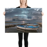 Load image into Gallery viewer, Beautiful shelf cloud and lightning