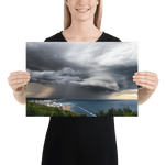 Load image into Gallery viewer, Beautiful storm near Gabicce Monte