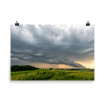 Load image into Gallery viewer, Beautiful supercell near Přerov