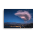 Load image into Gallery viewer, Beautifully illuminated altocumulus lenticularis