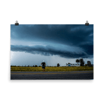 Load image into Gallery viewer, Enjoying the shelf cloud