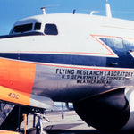 Load image into Gallery viewer, LEGACY SERIES: Weather Bureau DC-6 Aircraft #3 of 9