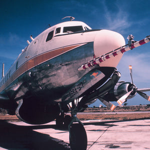 LEGACY SERIES: Weather Bureau DC-6 Aircraft #4 of 9