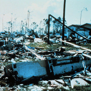 LEGACY SERIES: Hurricane Andrew Aftermath. The Destruction in Florida #3 of 12