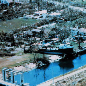 LEGACY SERIES: Hurricane Andrew Aftermath. The Destruction in Florida #5 of 12