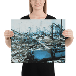 Load image into Gallery viewer, LEGACY SERIES: Hurricane Andrew Aftermath. The Destruction in Florida #3 of 12