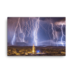 Load image into Gallery viewer, Zagreb Lightning Barrage by Alan Grubelić