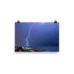 Load image into Gallery viewer, Lightning in Gabicce Mare