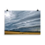 Load image into Gallery viewer, Massive shelf cloud over Provodovice