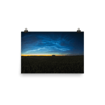 Load image into Gallery viewer, Mesmerizing noctilucent clouds