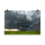 Load image into Gallery viewer, Monster supercell over Crescentino