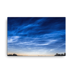 Load image into Gallery viewer, Noctilucent clouds over Central Bohemia by Šimon Rogl