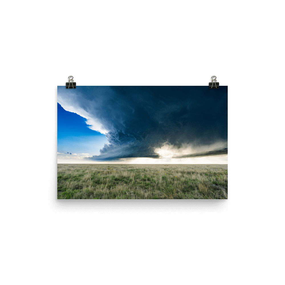 Panhandle LP supercell