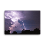 Load image into Gallery viewer, Positive lightning in the Gulf of Trieste