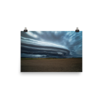 Load image into Gallery viewer, Stunning shelf cloud in South Bohemia