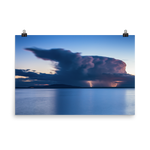 Load image into Gallery viewer, Cumulonimbus over Pula