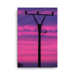 Load image into Gallery viewer, Purple sunset