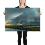 Load image into Gallery viewer, Shelf cloud in Comacchio