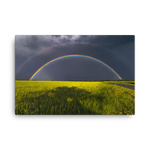 Load image into Gallery viewer, South Bohemian double rainbow by Lukas Gallo